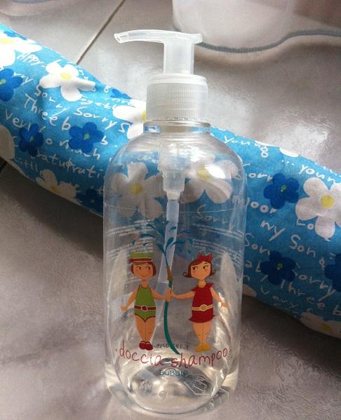 doccia shamppo